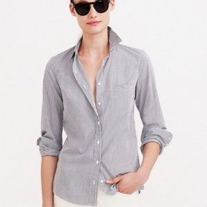 J. Crew Boy Relaxed Fit Oxford Button Down